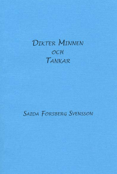 Dikter Minnen och Tankar