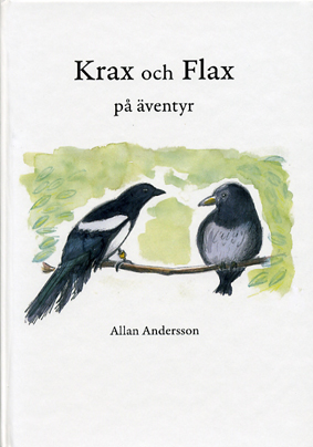 Krax och Flax på äventyr