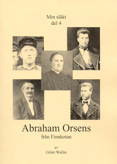 Abraham Orsens från Finnkotan