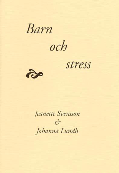 Barn och stress