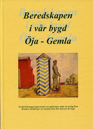 Beredskapen i vår bygd Öja - Gemla