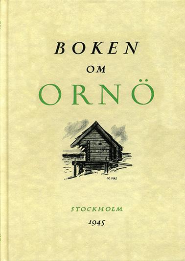 Boken om ORNÖ