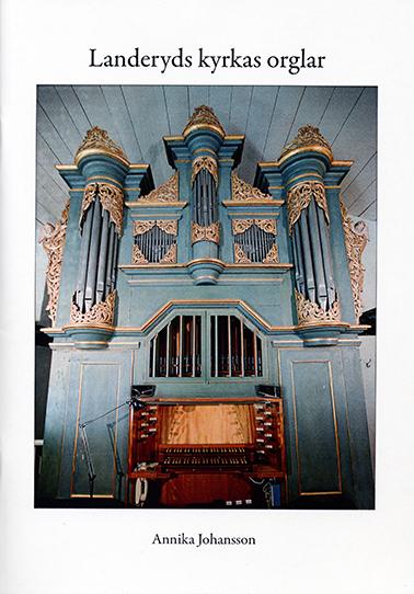 Landeryds kyrkas orglar