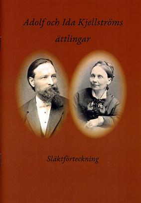 Adolf och Ida Kjellströms ättlingar
