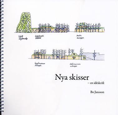 Nya skisser - en idéskrift