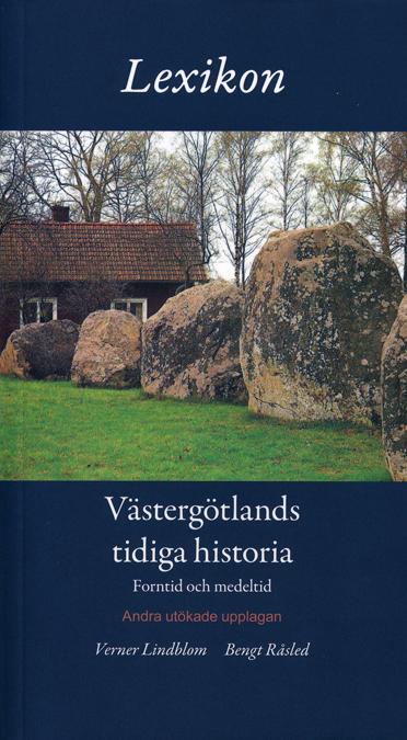 Lexikon Västergötlands tidiga historia